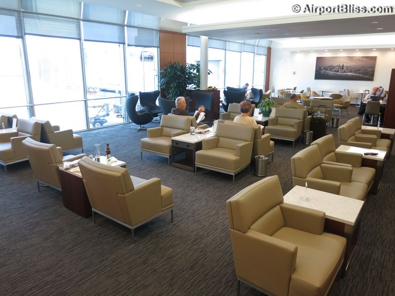 Lounge Review United Global First Lounge Ord Closed