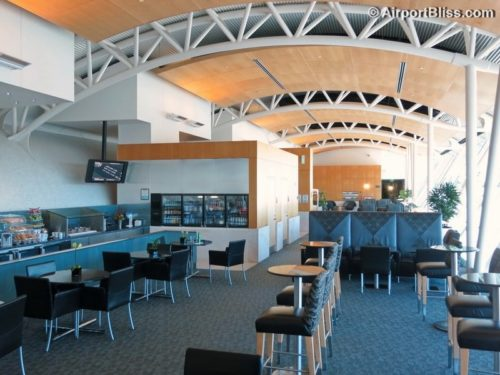 American Airlines International First Class Lounge - Los Angeles, CA (LAX) Terminal 4