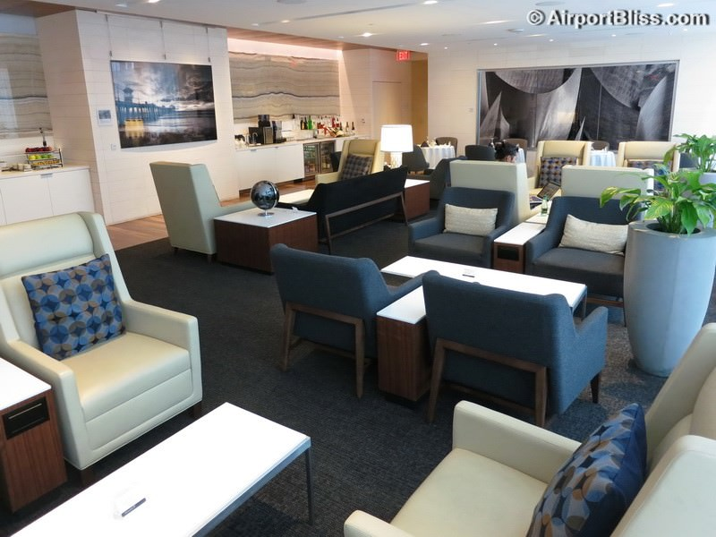 Star Alliance First Class Lounge LAX Los Angeles CA