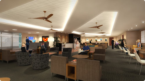 Hawaiian Airlines Is Renovating All Premier Club Lounges