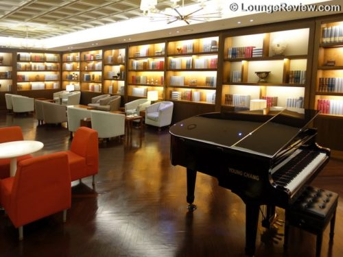 Asiana Business Class Lounge - Seoul (ICN) Concourse A, a Priority Pass lounge