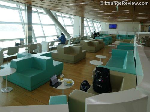Korean Air KAL Lounge - Seoul-Incheon (ICN) Concourse A