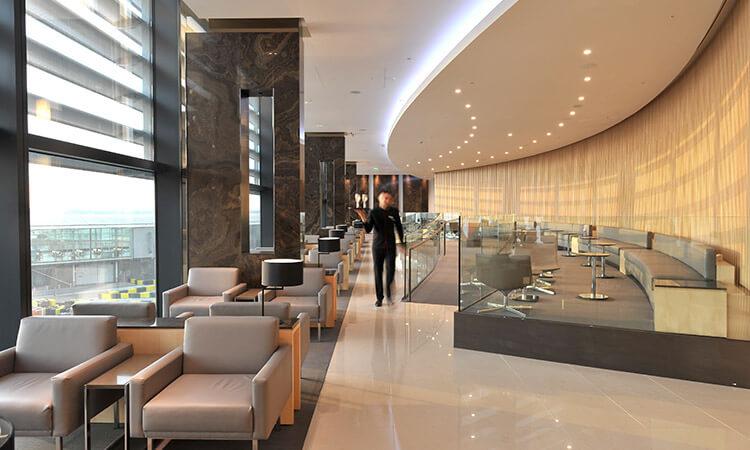 Air Canada Opens New Lounge At London Heathrow Terminal 2