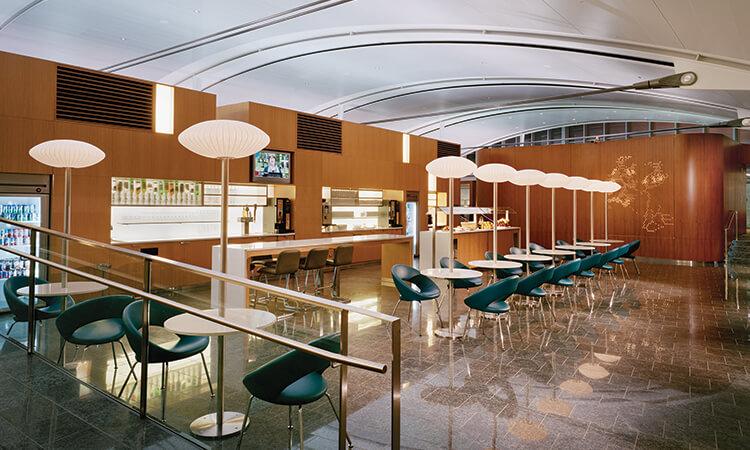 Air Canada Maple Leaf Lounge Toronto Lester B Pearson International Yyz