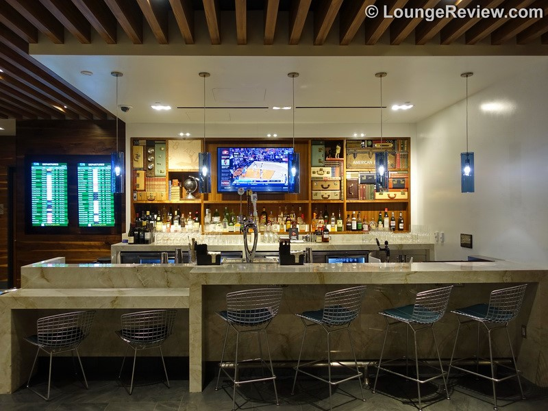 American Express Centurion Lounge Network Expansion