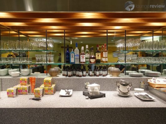 Swissport Lounge – ORD (Chicago, IL - O Hare International (ORD))