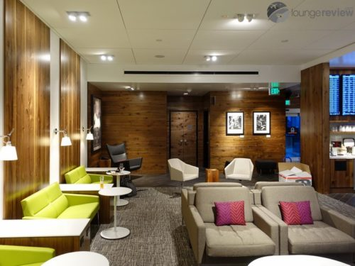 American Express The Centurion Lounge - Seattle, WA (SEA)