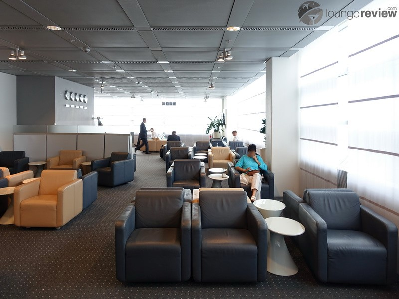 how to get star alliance lounge access