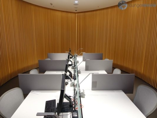 Air Canada Maple Leaf Lounge – FRA (Frankfurt - Main (FRA))