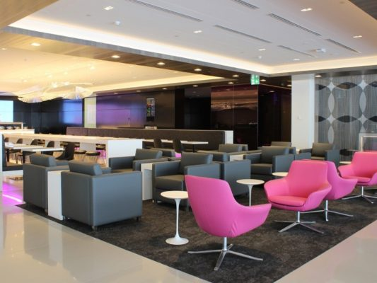 Air New Zealand International Lounge – AKL (Auckland (AKL))