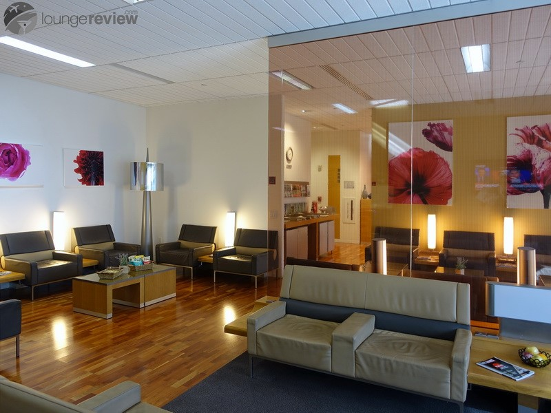 Lounge Review Air France Lounge Iah Loungereview Com