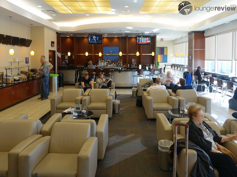 United Club Iah Terminal A Loungereview Com
