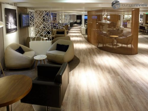 Star Alliance Lounge - Paris Charles de Gaulle (CDG)