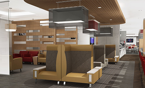 American Airlines Embarks On A Major Lounge Makeover