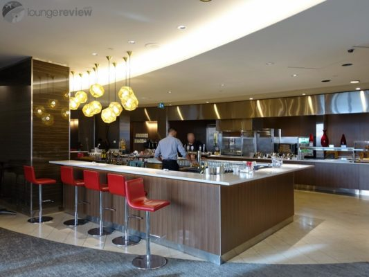 Air Canada Maple Leaf Lounge – YYC (Calgary - International (YYC))