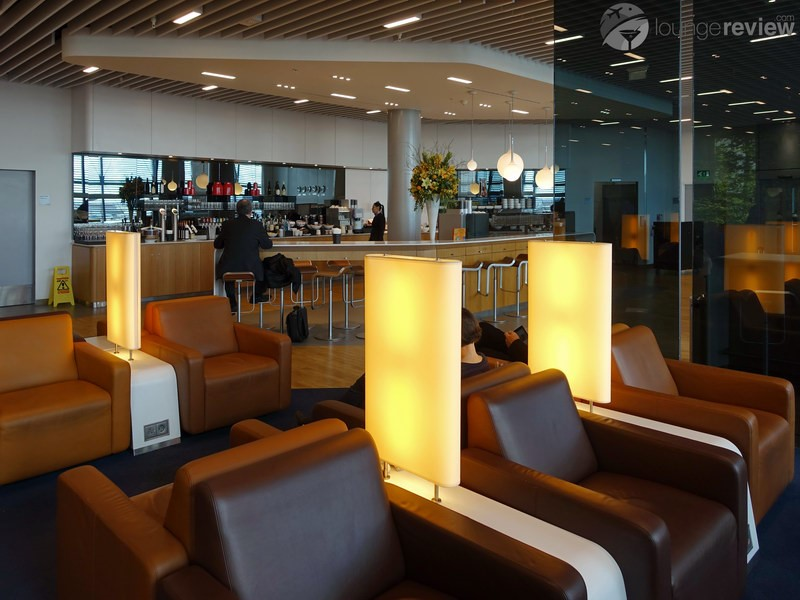 Lufthansa Senator Lounge London Heathrow Lhr