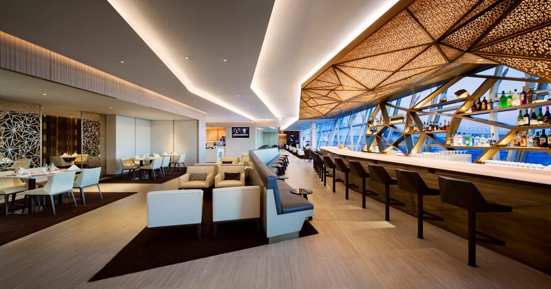 Lounge Review Etihad Airways First Amp Business Class