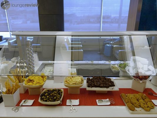 Air Canada Maple Leaf Lounge – LAX T2 (CLOSED) (Los Angeles, CA (LAX))