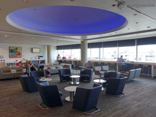 Delta Sky Club - Los Angeles, CA (LAX) Terminal 5