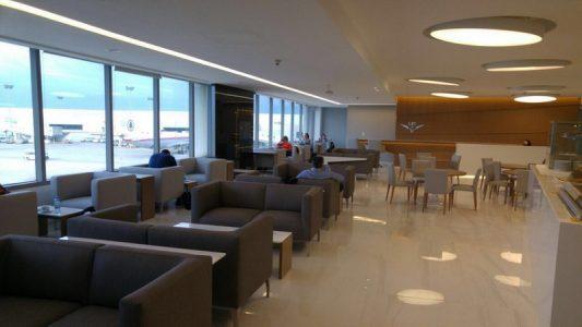 Lebanese Air Transport LAT Lounge – BEY (Beirut - Rafic Hariri International (BEY))
