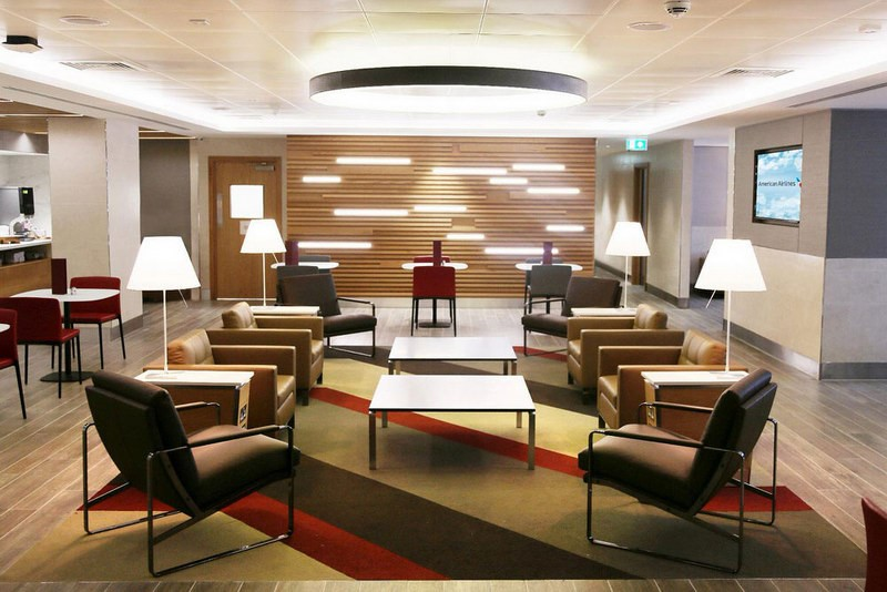 Lounge Review American Airlines Arrivals Lounge Lhr T3