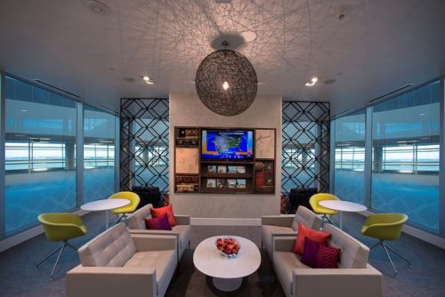 American Express The Centurion Lounge - Dallas Ft. Worth (DFW) | © American Express
