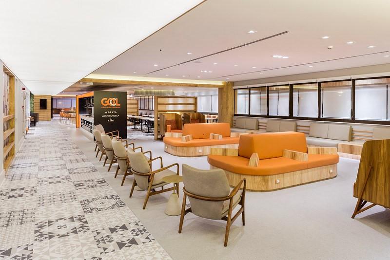 Lounge Review Gol Premium Lounge Gru International