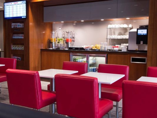 Air Canada Maple Leaf Lounge – EWR (New York, NY - Newark Liberty International (EWR))