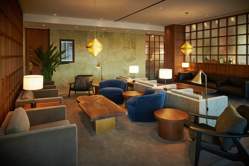 Cathay Pacific First Class Lounge London Heathrow Lhr