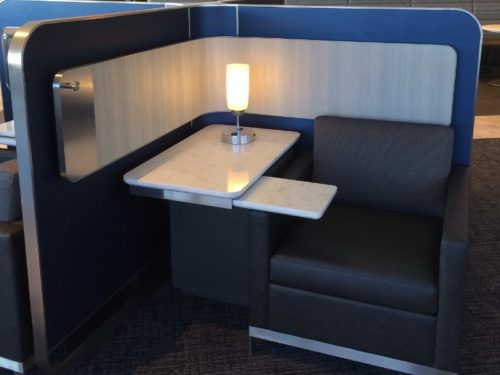 United Polaris Lounge - Chicago O'Hare (ORD)
