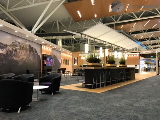 Aspire Lounge Transborder – YYC (Calgary - International (YYC))