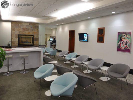 Air France KLM Lounge – SFO (San Francisco, CA (SFO))