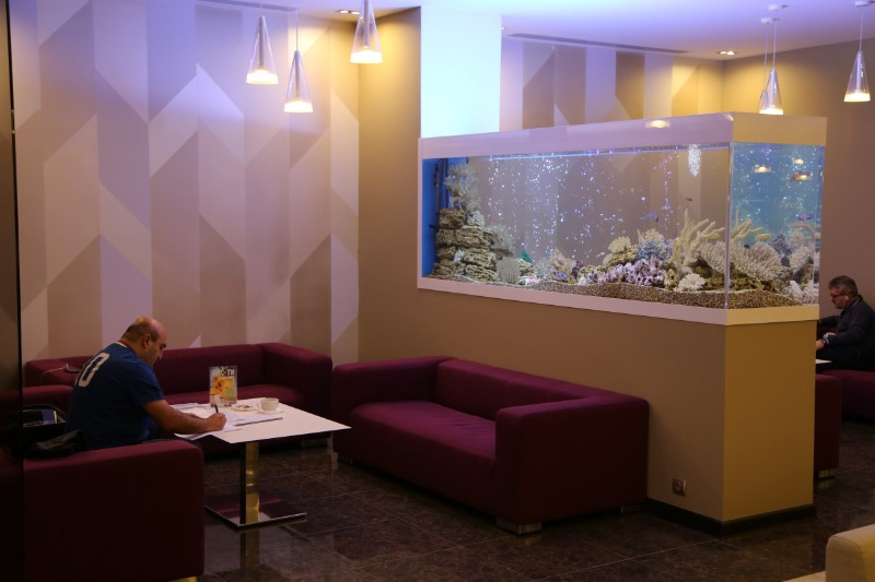 21bf0ebec1e5b7 Lounge Review  All Star Lounge at Moscow Sheremetyevo (SVO ...
