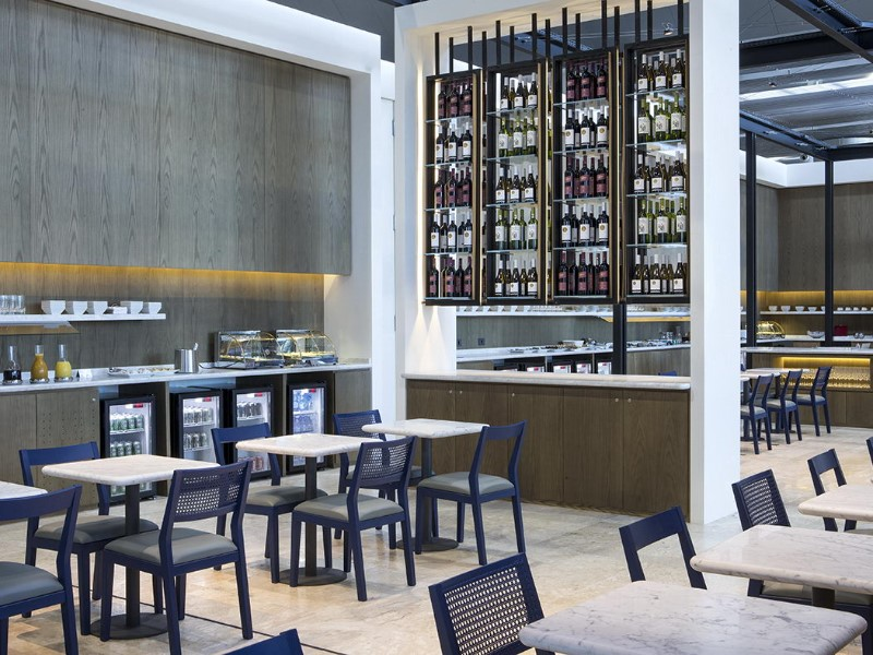 Behind the Airport Lounge Design Process - LoungeReview.com