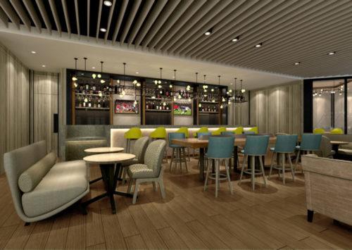 Plaza Premium Arrivals Lounge - London Heathrow (LHR) Terminal 4 | © Plaza Premium