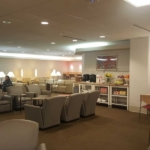 Air France Lounge – BOS