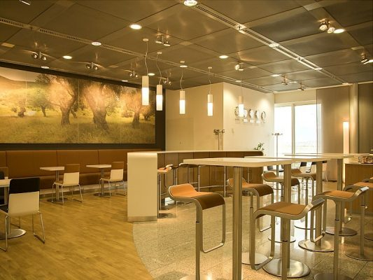 Lufthansa Business Lounge – ATH (Athens - Eleftherios Venizelos International (ATH))