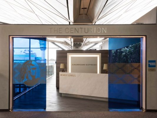 American Express The Centurion Lounge – HKG (Hong Kong SAR - Chek Lap Kok International (HKG))