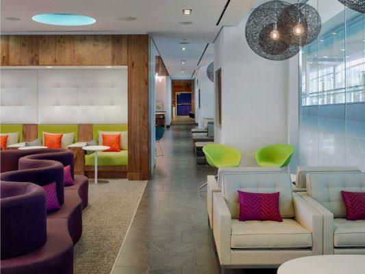 American Express The Centurion Lounge Philadelphia Pa Phl