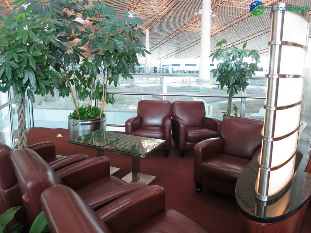 Lounge Review Air China International First Class Lounge at Beijing